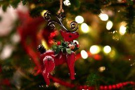 Christmas Decorating Makes Us Happier